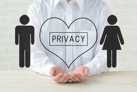 プライバシーの保護